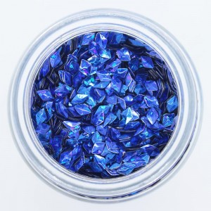 Diamond Dark Blue Holographic 20gr