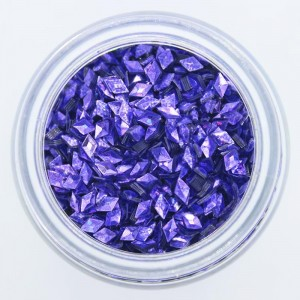 Diamond Purple Dark Holographic 20gr