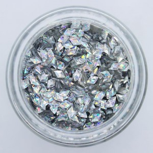 Diamond Silver Holographic 20gr