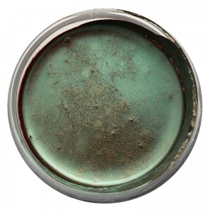 Metallic Bronze Green