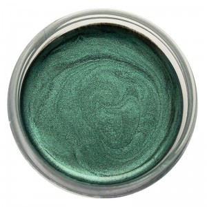 Metallic Dark Forest Green
