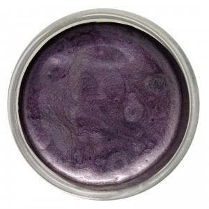 Metallic Night Violet