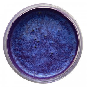 Metallic Purple Blue