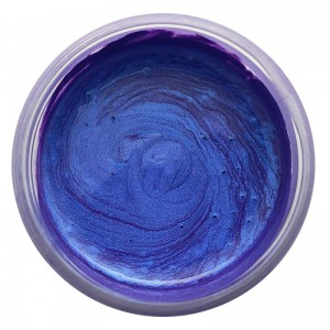 Metallic Violet Blue